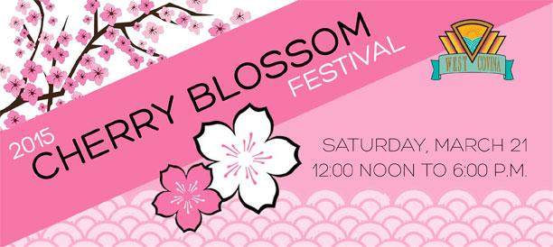 2015 West Covina Cherry Blossom Festival